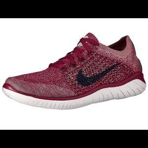 Running Shoes Woman Nike WMNS NIKE FREE RN FLYKNIT